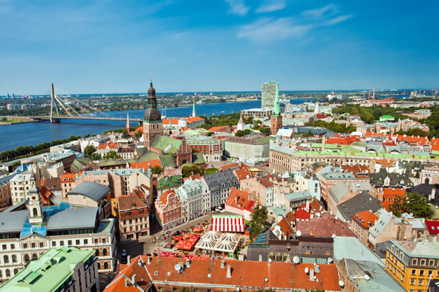 Oost-Europese steden