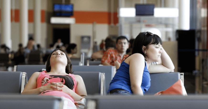 WiFi-wachtwoorden van vliegvelden