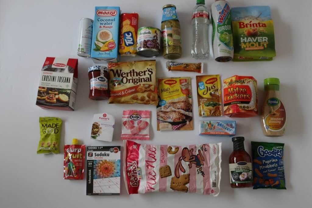 boodschappenpakket