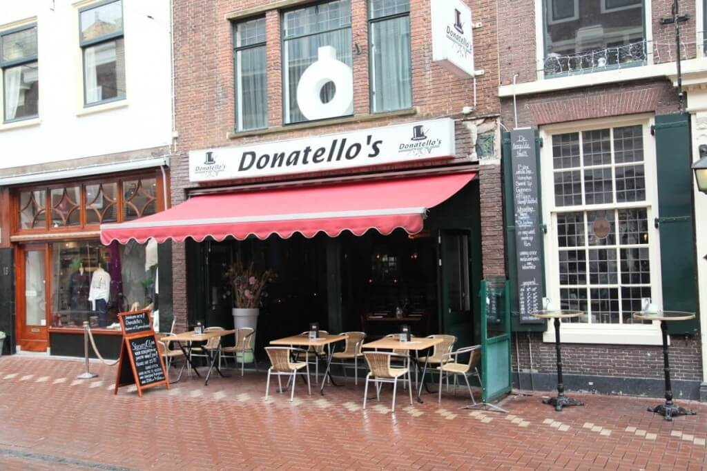 uit eten in Leiden