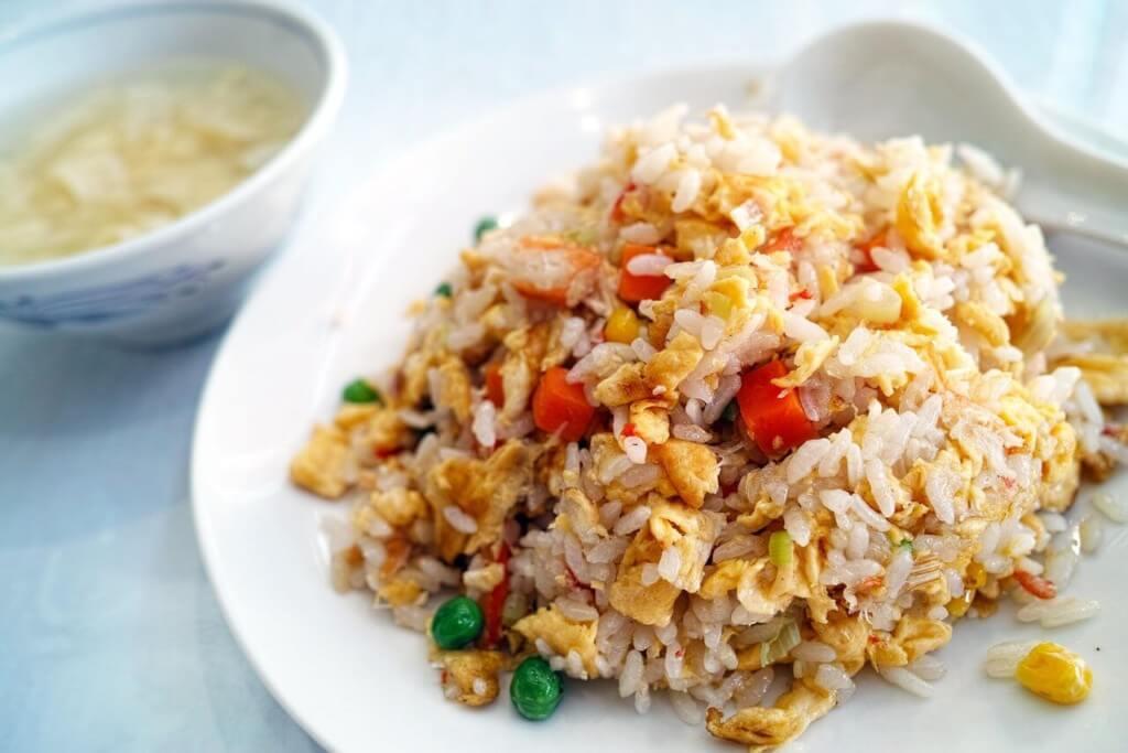 goedkope rijstgerechten