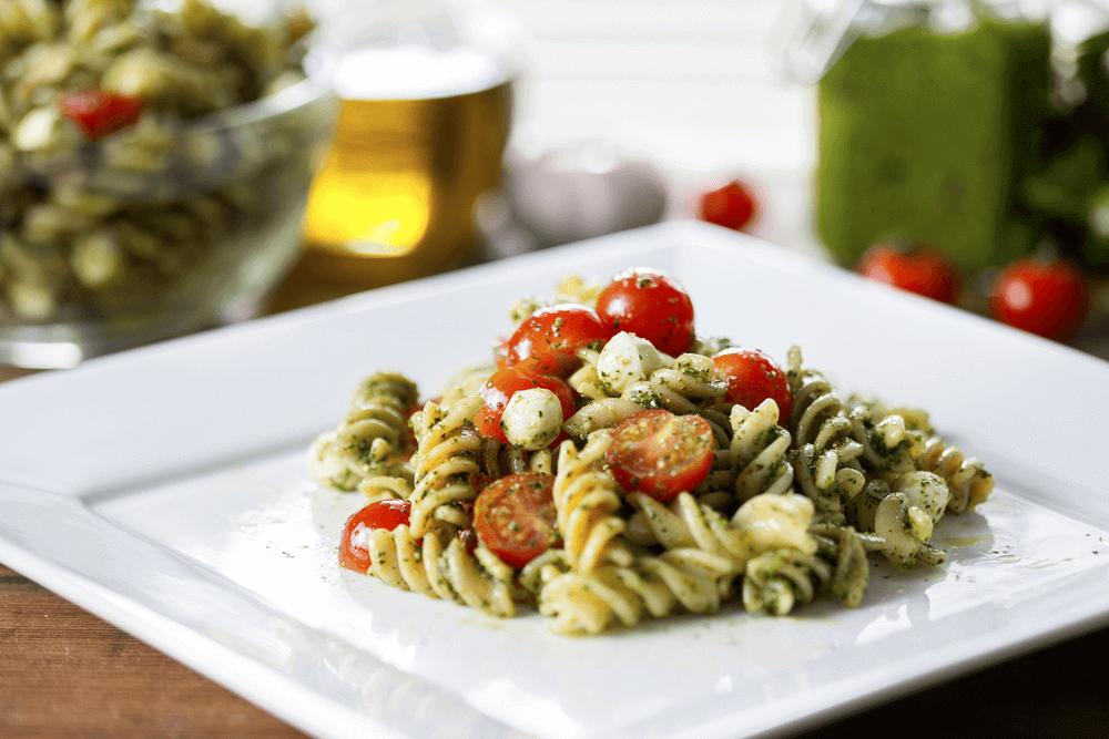 recepten met pesto