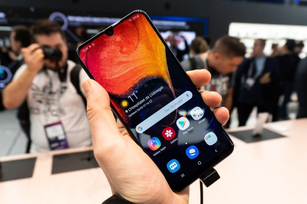 beste smartphone voor 300 euro