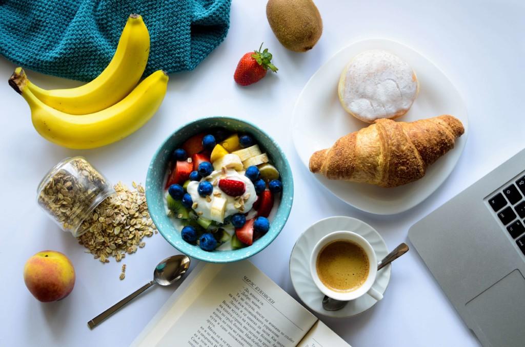 Snelle ontbijtjes