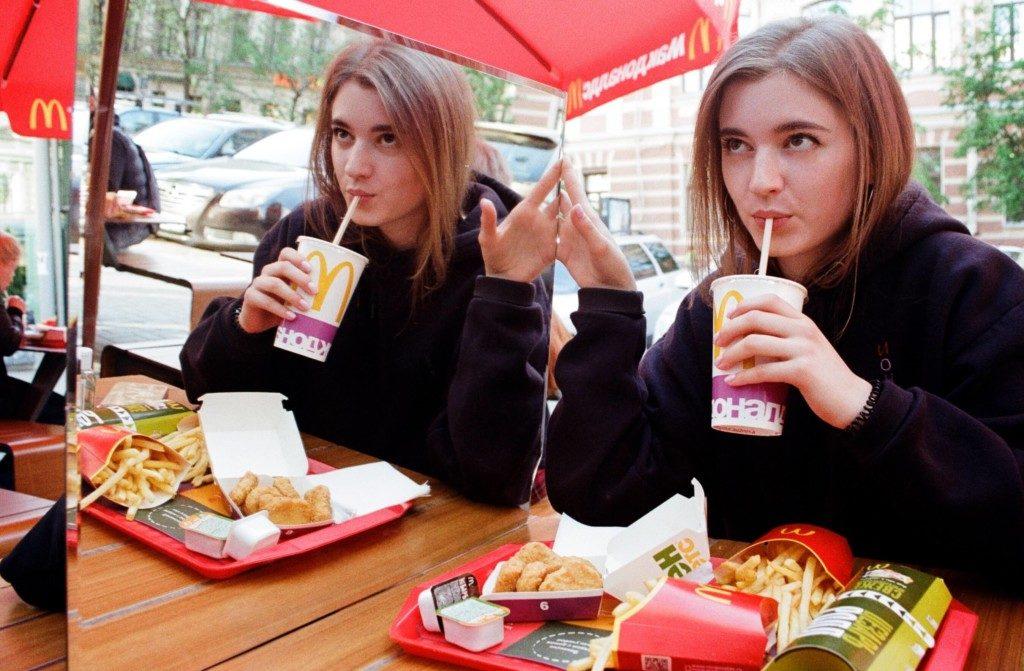 lifehacks voor McDonalds