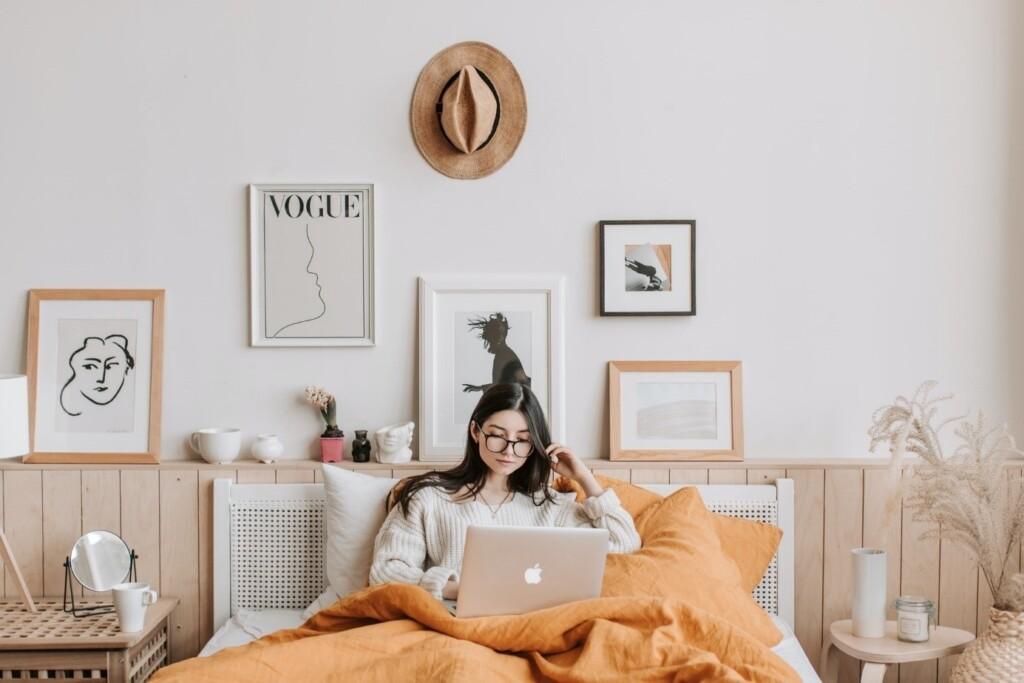 Slaapkamer inrichten met een klein budget