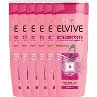 L'Oréal Paris Elvive Nutri Gloss Shampoo - Voordeelverpakking