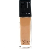 Maybelline Fit Me Luminous + Smooth Foundation - 315 Soft Honey
