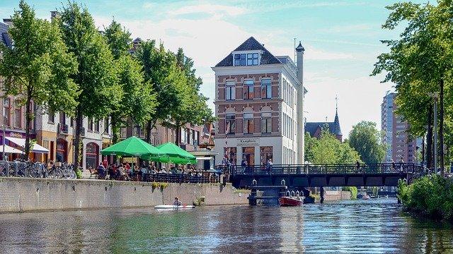 Studentensteden van Nederland