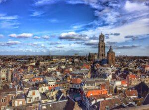 Utrecht winkelstad
